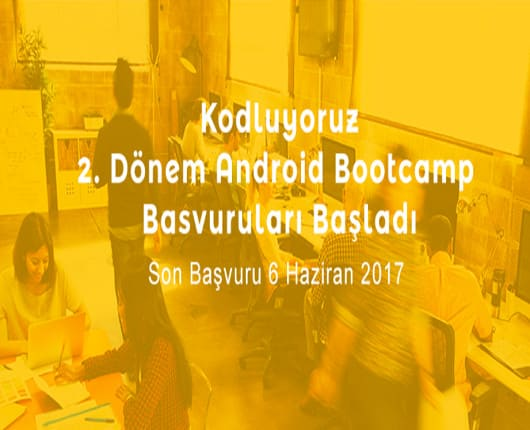 Android Bootcamp