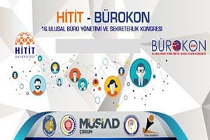 Xvi Ulusal Buro Yonetimi Ve Sekreterlik Kongresi Bilim Senligi