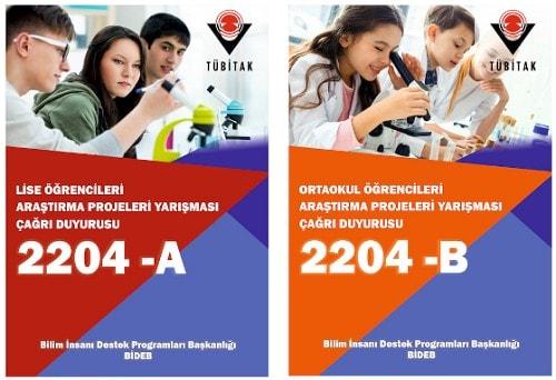 Öğrenciler Araştırma Proje