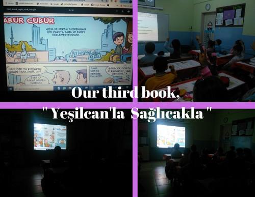 Our third book