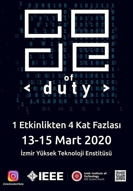 Code of Duty