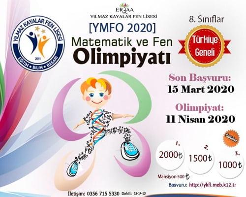 Matematik ve Fen Olimpiyatı