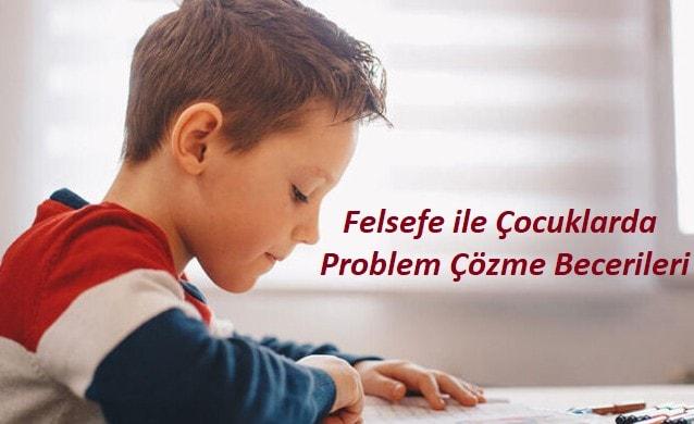 Çocuklarda Problem Çözme Becerileri