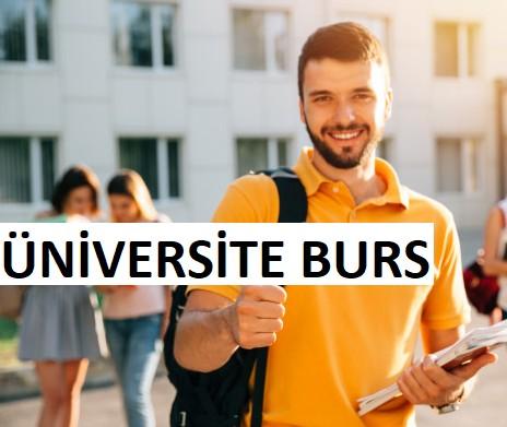 üniversite burs