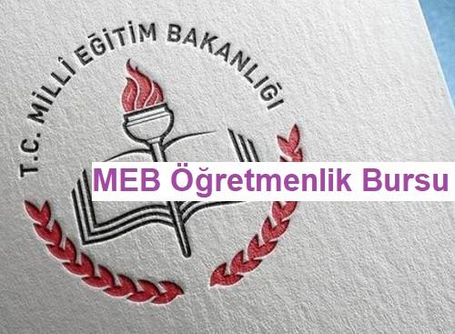 MEB Bursu
