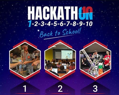 Lise ve ortaokul öğrencileri için10 farklı Hackathon