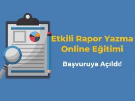 Online Eğitimi