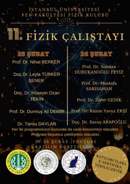 İstanbul Üniversitesi Fen Fakültesi
