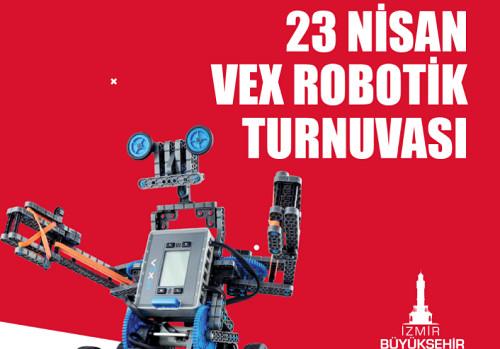 Vex Robotik Turnuvası