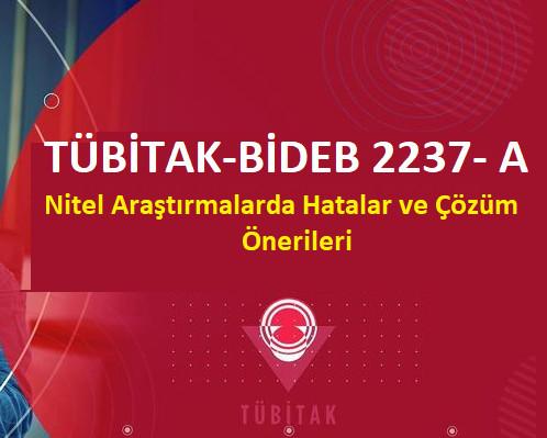 TÜBİTAK 2237A