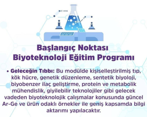 Biyoteknoloji Eğitimi