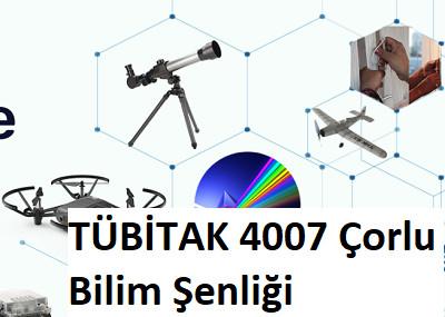 TÜBİTAK 4007